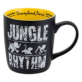 Disneyland Paris The Lion King Jungle Rhythm Mug