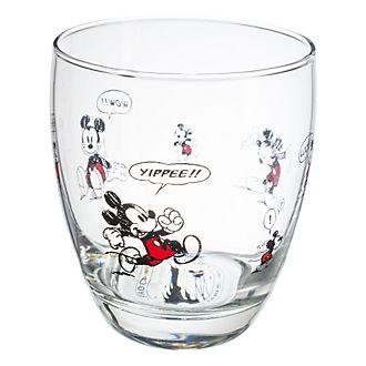 Petit verre Mickey BD Disneyland Paris