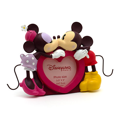 Cadre photo mickey et minnie mouse - Photo minnie et mickey bebe ...
