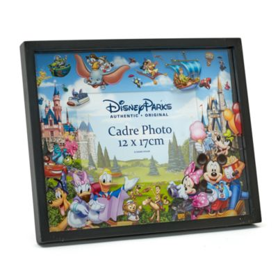 Cadre photo Mickey Mouse et ses amis Disneyland Paris