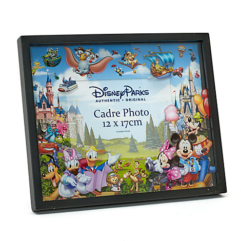 Cadre photo mickey mouse et ses amis disneyland paris - Mickey mouse et ses amis ...