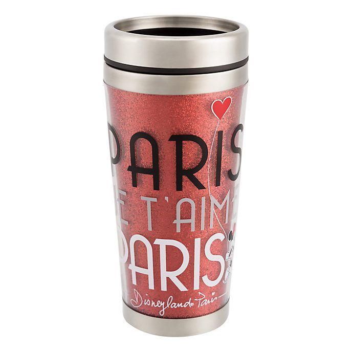 Mug de transport Paris Mon Amour Disneyland Paris