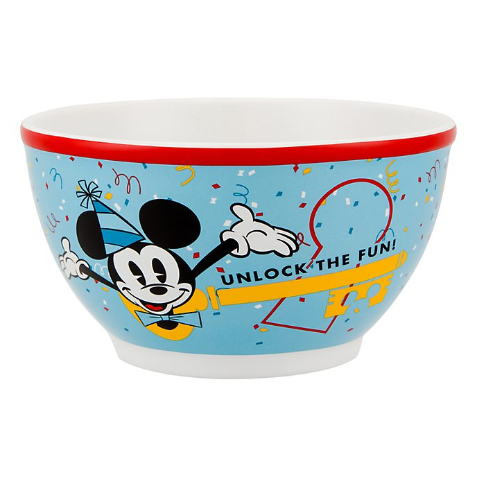 Disneyland Paris Mickey Mouse Bowl