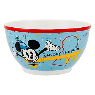 Disneyland Paris Mickey Mouse Bowl
