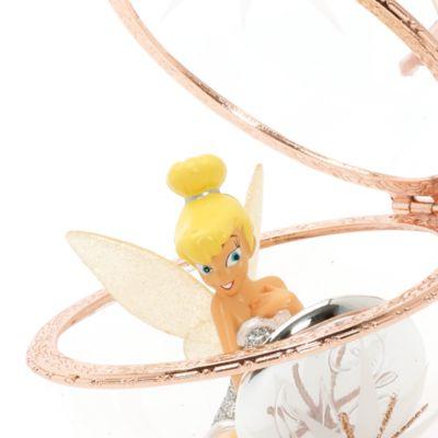 Tinker Bell Glass Ornament, Disneyland Paris