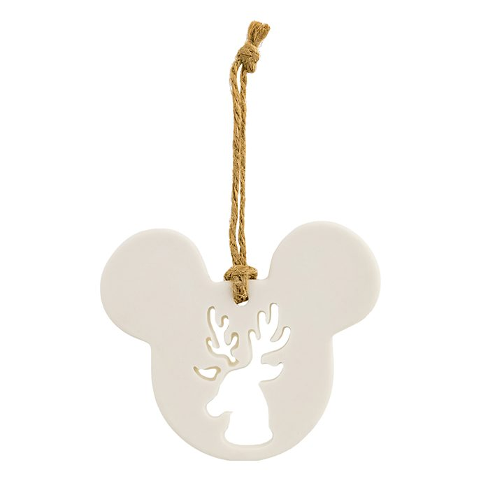 Disneyland Paris Mickey Mouse Icon Sven Porcelain Ornament
