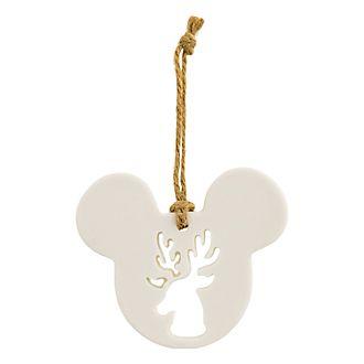 Disneyland Paris Mickey Mouse Icon Sven Porcelain Ornament