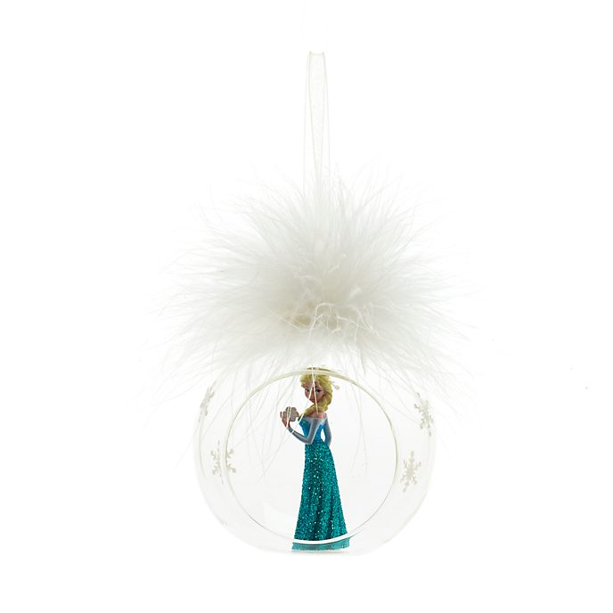 Disneyland Paris Elsa Hanging Ornament