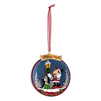 Disneyland Paris Minnie Mouse & Figaro Hanging Ornament