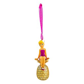 Disneyland Paris Tinker Bell and Pineapple Hanging Ornament
