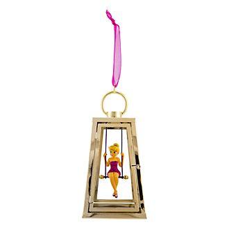 Disneyland Paris Tinker Bell and Lantern Hanging Ornament