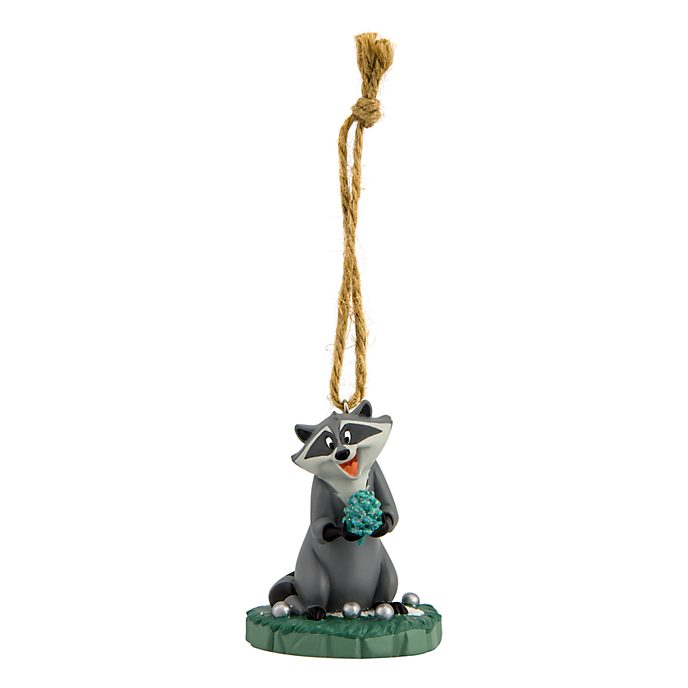Disneyland Paris Meeko from Pocahontas Hanging Ornament