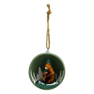 Disneyland Paris Brother Bear Bauble