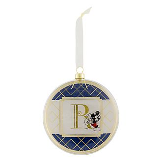Disneyland Paris Hanging Ornament - Letter R