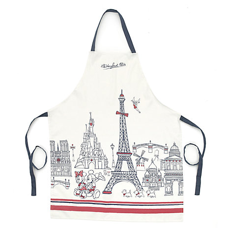 Disneyland Paris - Cityscape Schürze