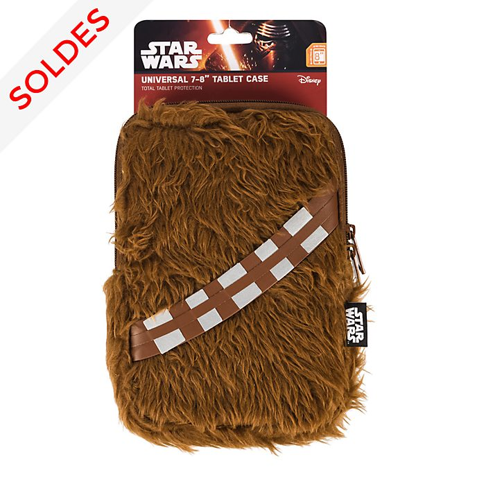 Pochette iPad Chewbacca Star Wars Disneyland Paris