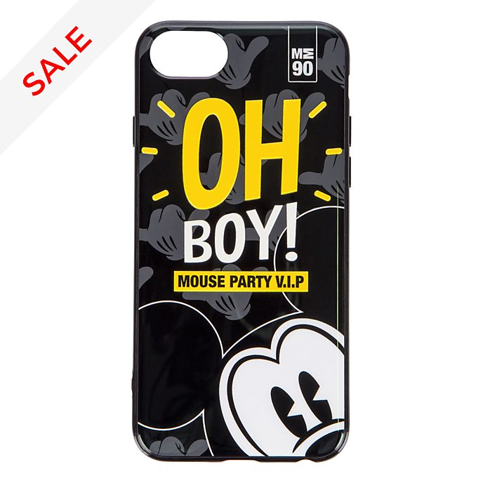 Disneyland Paris Mickey Mouse Party iPhone Case