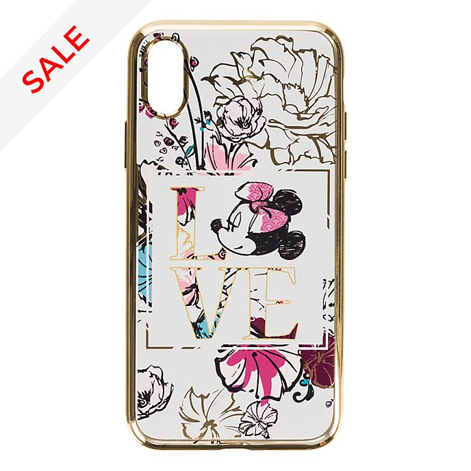 Disneyland Paris Minnie Mouse Parisienne iPhone X Case
