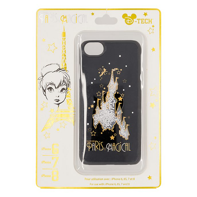 coque iphone 8 disney fee clochette