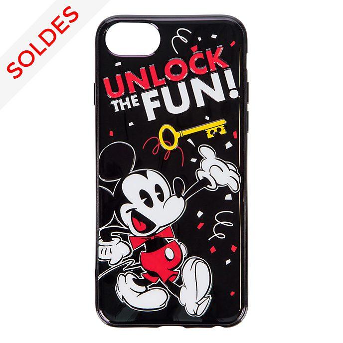 Disneyland Paris Coque Mickey clé pour iPhone