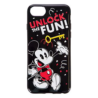 Disneyland Paris Mickey Mouse Key iPhone Case
