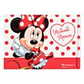 Disneyland Paris Minnie Autograph Book