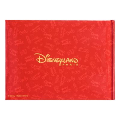 Disneyland Paris Mickey Mouse And Friends Autograph Book