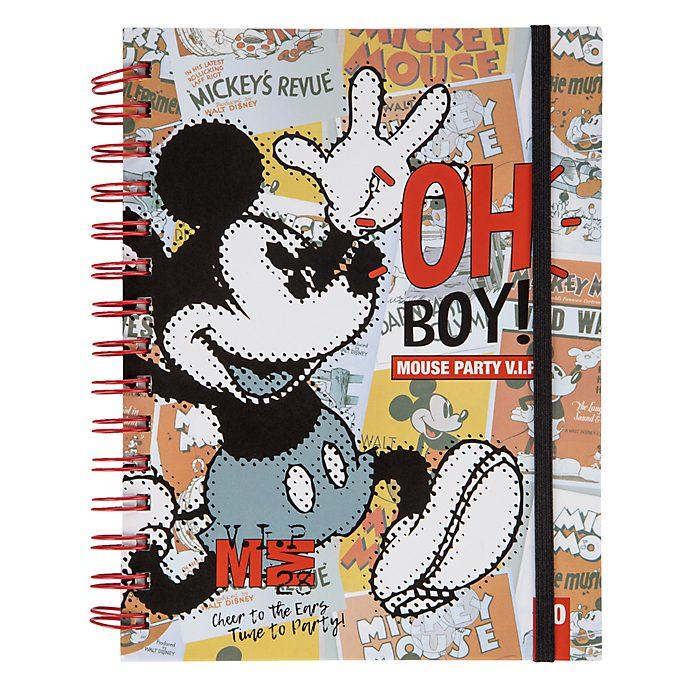 Disneyland Paris Cahier A5 Mickey