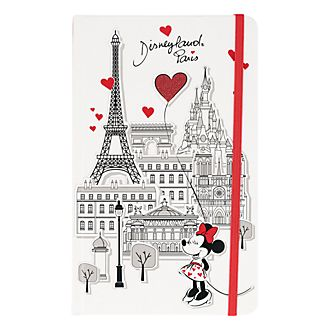 Carnet Paris Mon Amour Disneyland Paris
