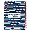 Disneyland Paris Rayures Rebelles Notebook