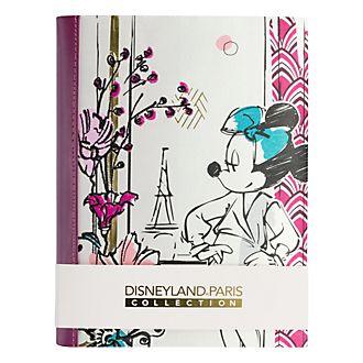 Disneyland Paris Minnie Parisienne Notebook