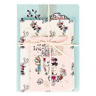 Disneyland Paris Minnie Parisienne Set of 3 Notebooks