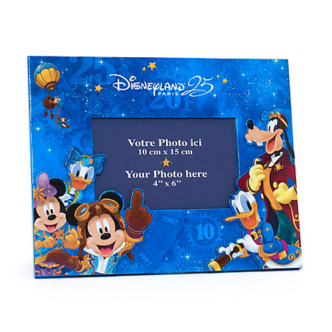 Disneyland Paris 25.Geburtstag - Bilderrahmen