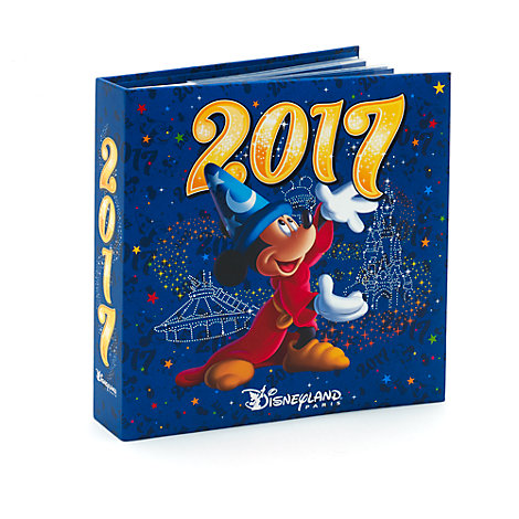 Disneyland Paris 2017 Large Photo Album