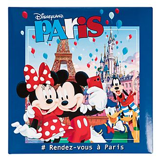 Disneyland Paris Paris Souvenir Photo Album