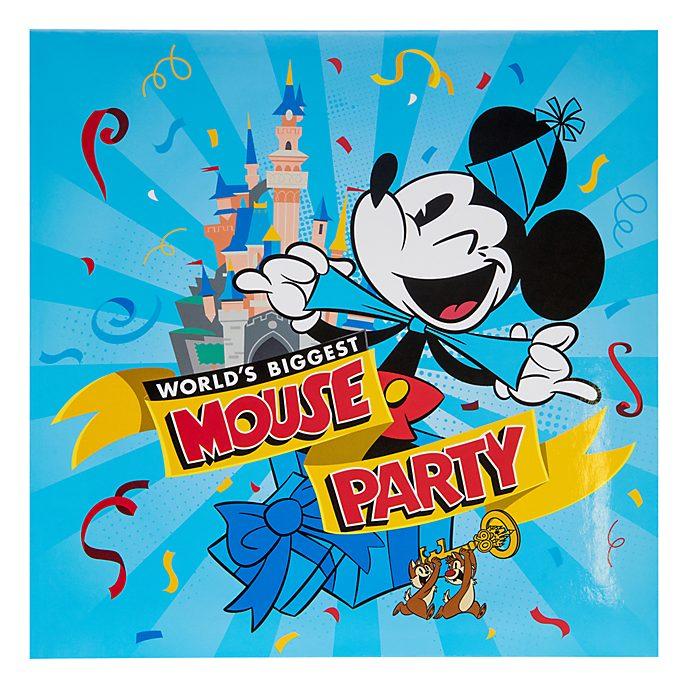 Disneyland Paris Mickey Mouse Photo Album