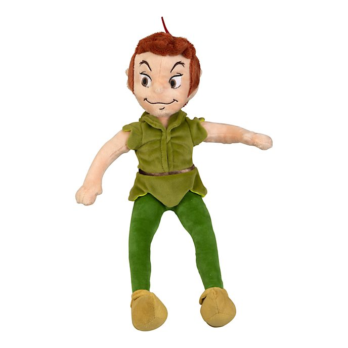 Disneyland Paris Peter Pan Medium Soft Toy