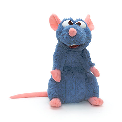 Disneyland Paris Rémy Soft Toy