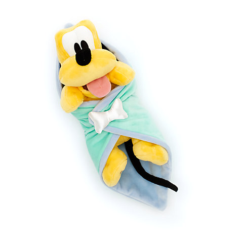 Pluto Soft Toy, Disney's Babies Collection