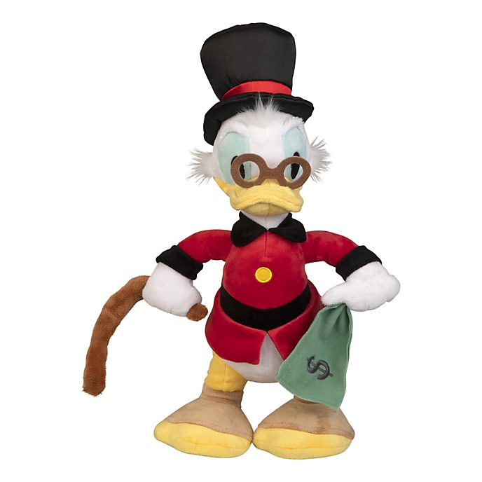 Disneyland Paris Scrooge Medium Soft Toy