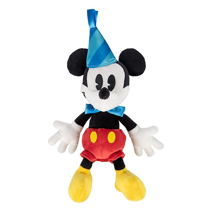 Disneyland Paris Mickey Mouse Small Soft Toy