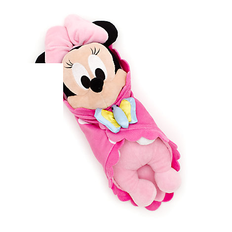 Minnie Mouse Soft Toy, Disney's Babies Collection