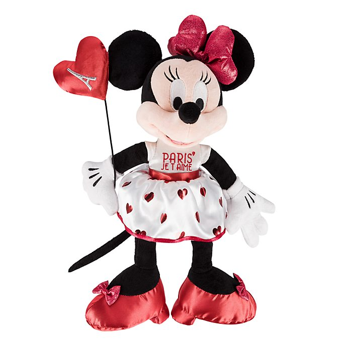 Peluche Minnie Mouse Disneyland Paris