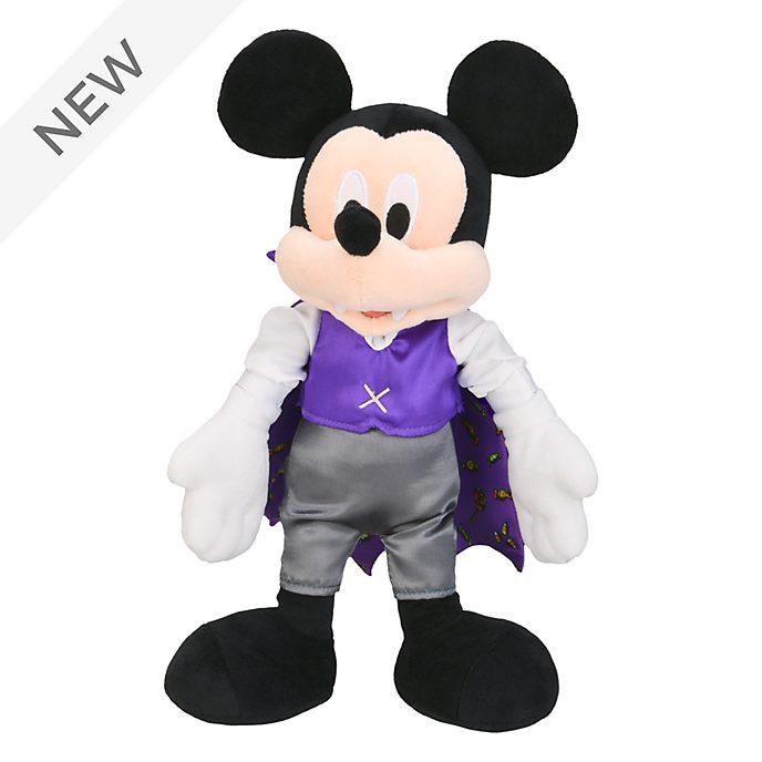 Disneyland Paris Mickey Mouse Vampire Medium Soft Toy
