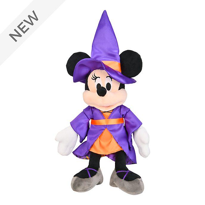 Disneyland Paris Minnie Mouse Witch Medium Soft Toy