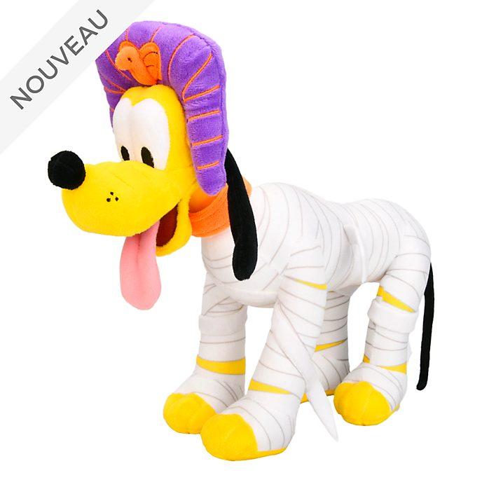 Disneyland Paris Peluche Pluto en momie de taille moyenne
