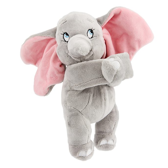 Disneyland Paris Dumbo Snap Bracelet Mini Soft Toy
