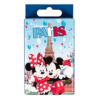 Disneyland Paris Souvenir Playing Cards