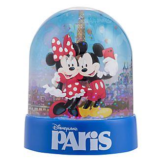 Boule à neige souvenir DisneylandParis