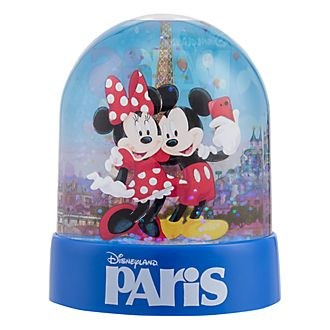 Disneyland Paris Souvenir Waterglobe